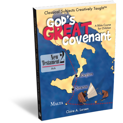 God's Great Covenant New Testament 2 (Student Edition)