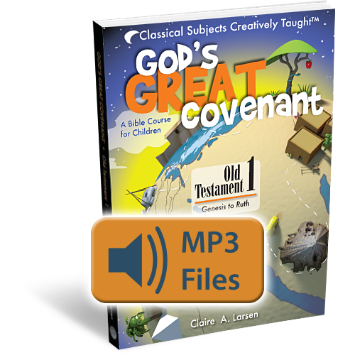 God's Great Covenant Old Testament 1 Audio Files