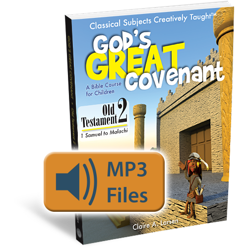 God's Great Covenant Old Testament 2 Audio Files