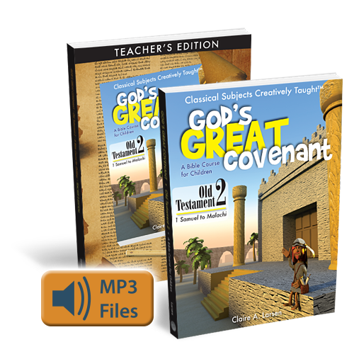 God's Great Covenant Old Testament 2 Program