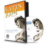 Latin Alive! Book 1 Video & Audio