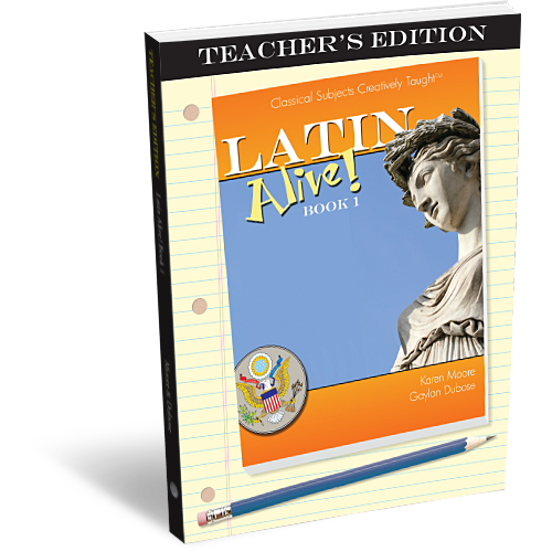 Latin Alive! Book 1 Teacher's Edition