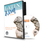 Latin Alive! Book 2 Video & Audio