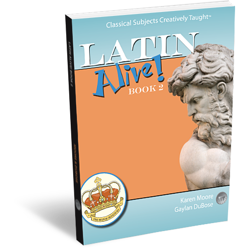 Latin Alive! Book 2 (Student Edition)