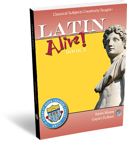 Latin Alive! Book 3 (Student Edition)