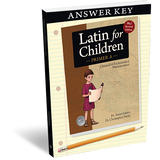Latin for Children Primer A Answer Key