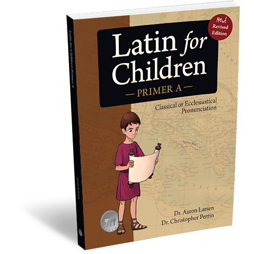 Latin for Children Primer A (Student Edition)