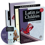 Latin for Children Primer B Program