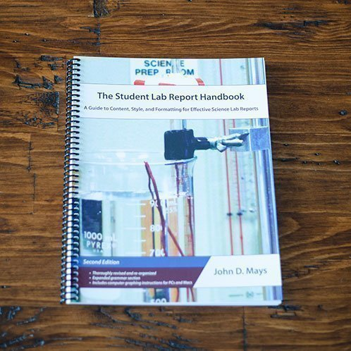 The Student Lab Report Handbook, 2nd Edition