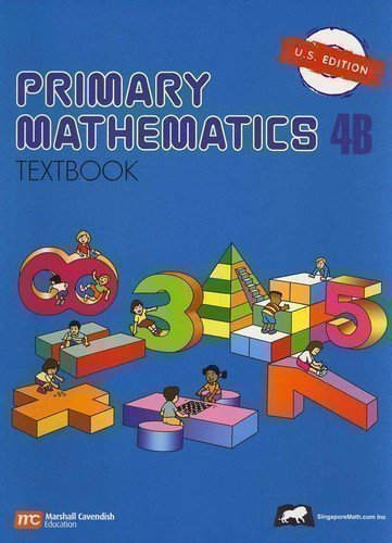 Primary Mathematics Textbook 4B