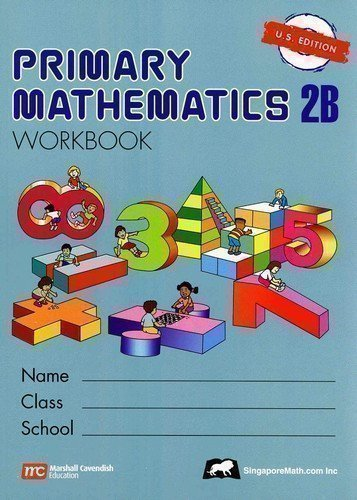 Primary Mathematics Workbook 2B