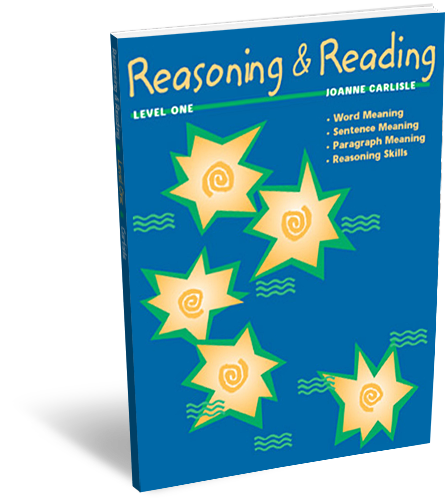 Reasoning & Reading: Level One