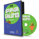 Spanish for Children Primer A Video & Audio