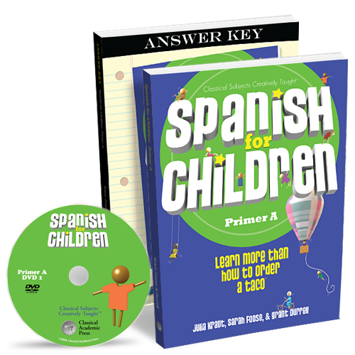 Spanish for Children Primer A Program