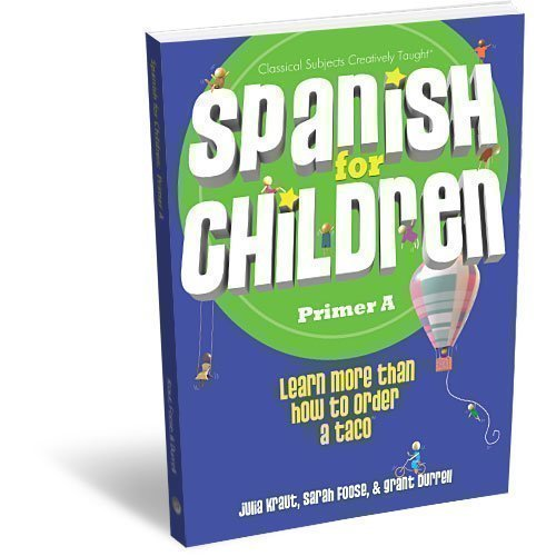 Spanish for Children Primer A (Student Edition)