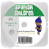 Spanish for Children Primer B Chant Audio