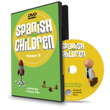 Spanish for Children Primer B Video & Audio