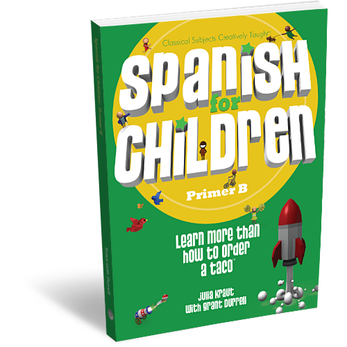 Spanish for Children Primer B (Student Edition)