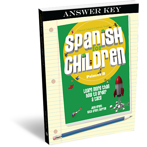 Spanish for Children Primer B Answer Key