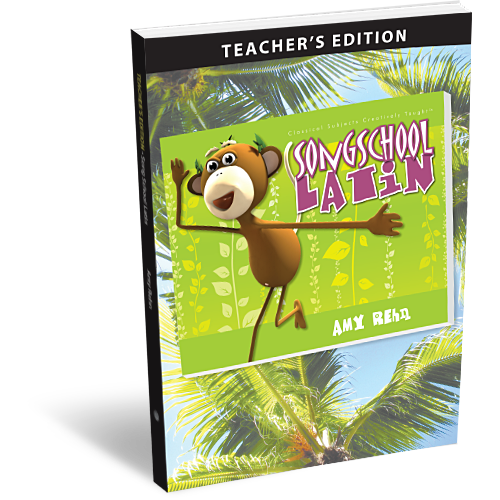 Song School Latin Book 1 Teacher's Edition