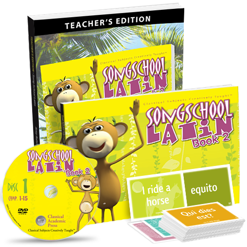 Song School Latin Book 2 Program