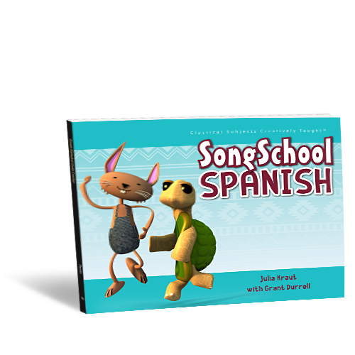 Song School Spanish Book 1 w/ CD (Student Edition)