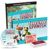 Song School Spanish Book 1 Program