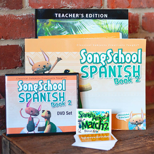 Song School Spanish Book 2 Program