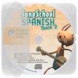 Song School Spanish Book 2 Songs