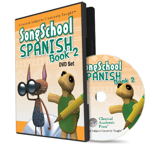 Song School Spanish Book 2 Video