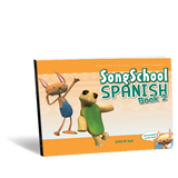Song School Spanish Book 2 w/ CD (Student Edition)