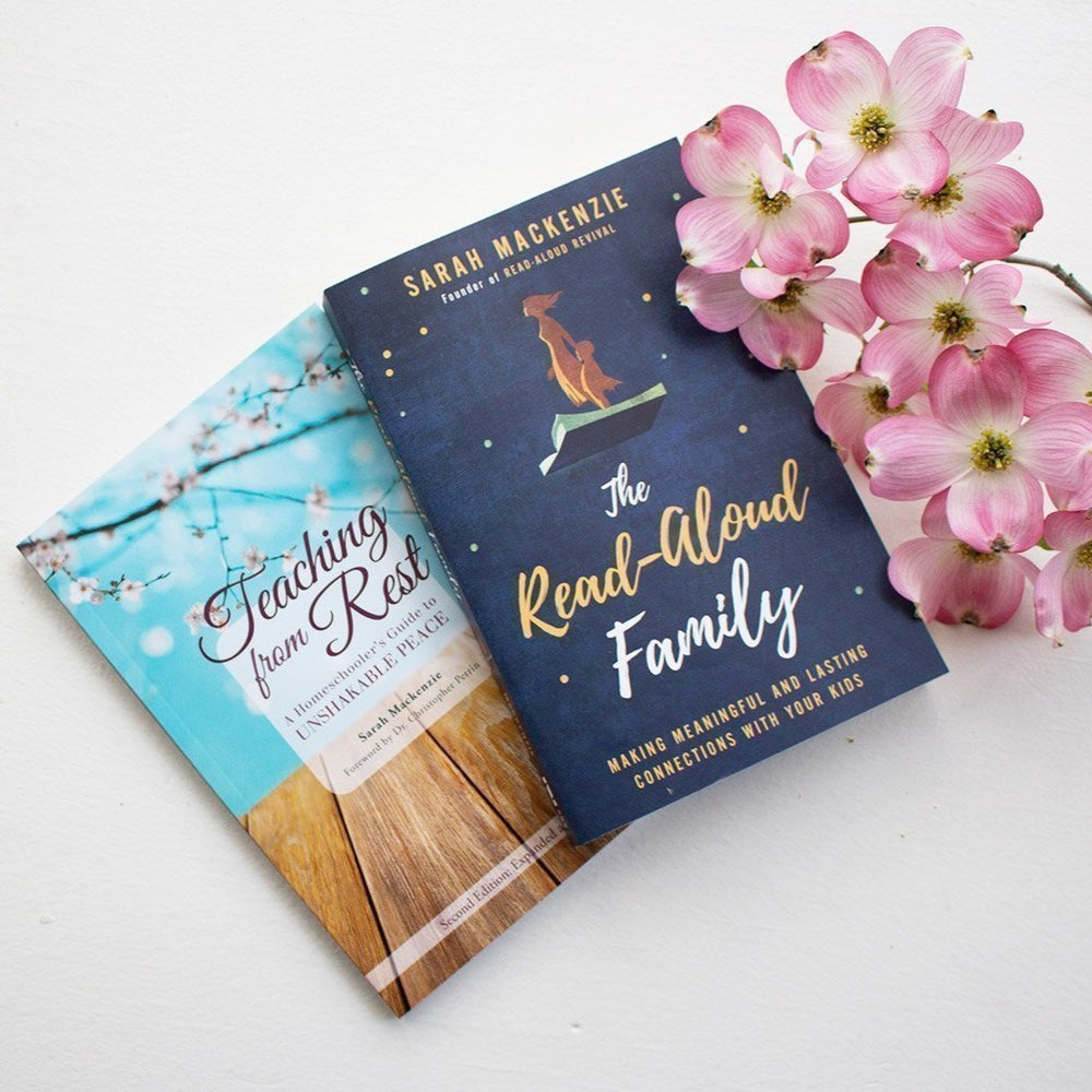 Teaching from Rest & Read-Aloud Family Bundle