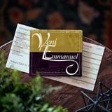 Veni Emmanuel—Ancient & Traditional Latin Christmas Carols