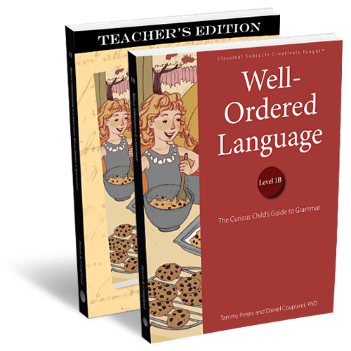 Well-Ordered Language Level 1B Program