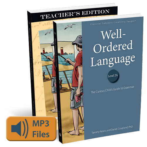 Well-Ordered Language Level 2A Program