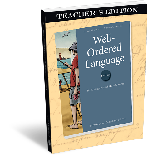 Well-Ordered Language Level 2A Teacher's Edition