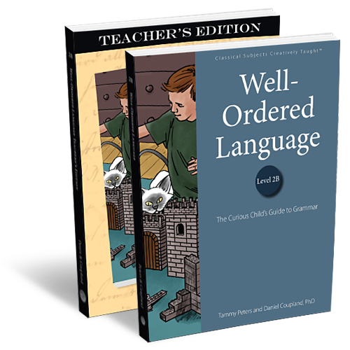 Well-Ordered Language Level 2B Program