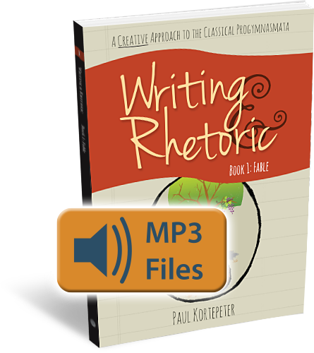 Writing & Rhetoric Book 1: Fable Audio Files