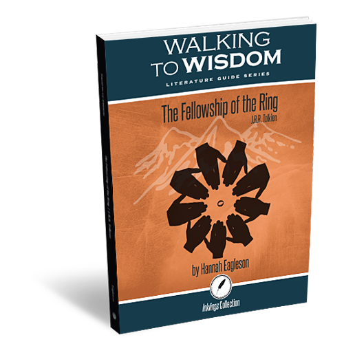 The Fellowship of the Ring: Walking to Wisdom Literature Guide (Student Edition)