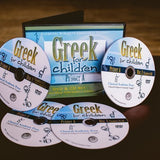 Greek for Children Primer A Video & Audio