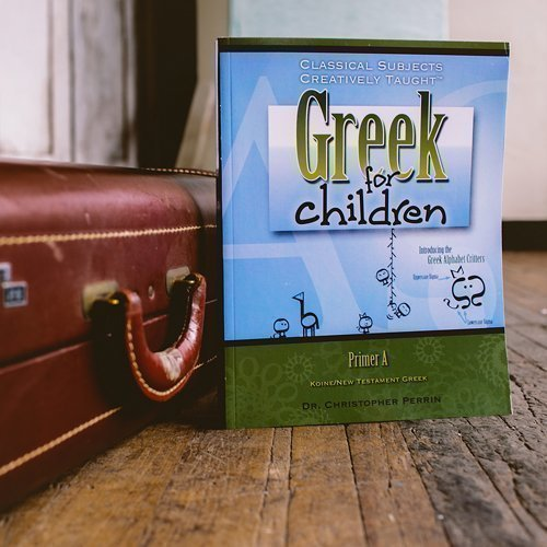 Greek for Children Primer A (Student Edition)