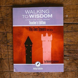The Two Towers: Walking to Wisdom Literature Guide Teacher's Edition