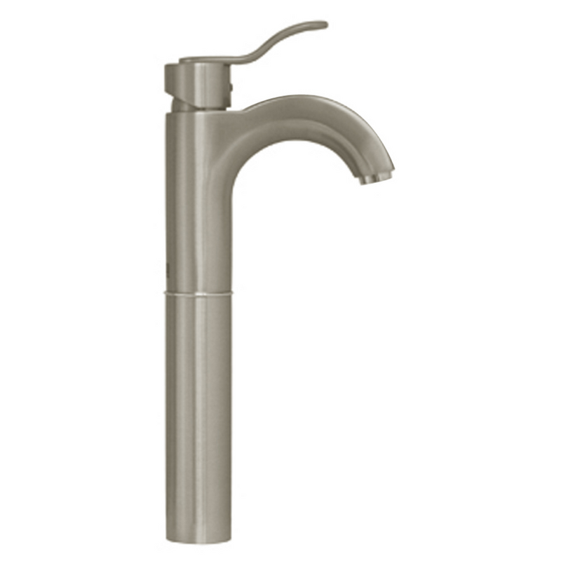 Whitehaus Collection Galleryhaus Elevated Single Hole/Single Lever Lavatory Faucet