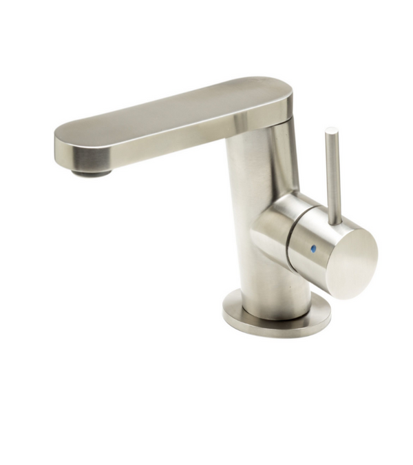 ALFI brand  Ultra Modern Brushed Stainless Steel Bathroom Faucet