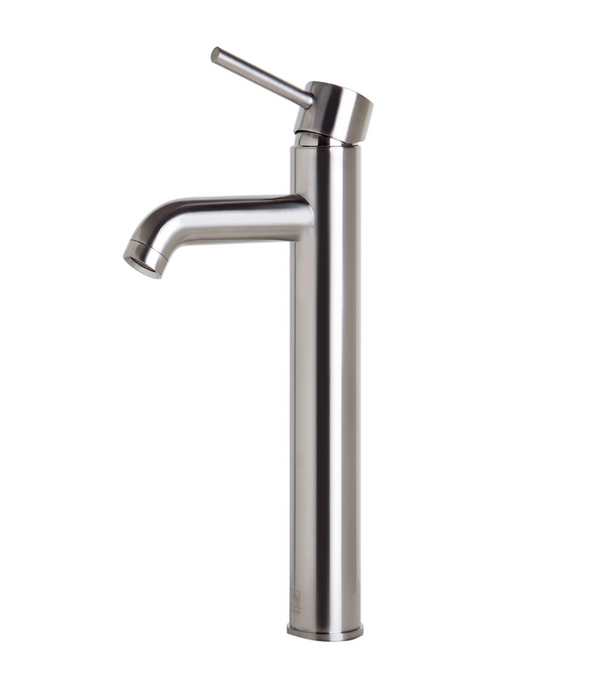 ALFI brand  Polished Chrome Two-Handle 4'' Centerset Bathroom Faucet