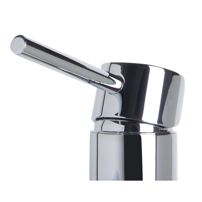 ALFI brand  Tall Polished Chrome Single Lever Bathroom Faucet