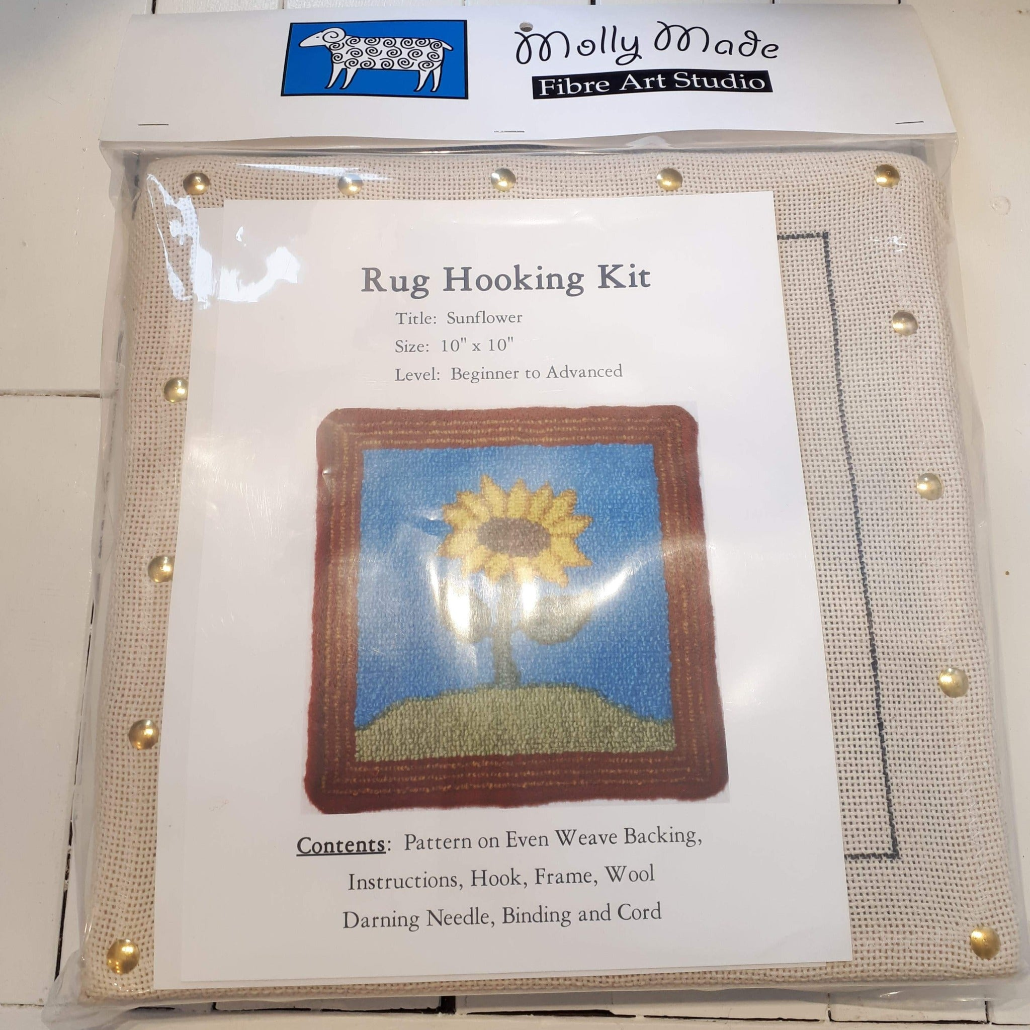 Rug Hooking Kit - Large
