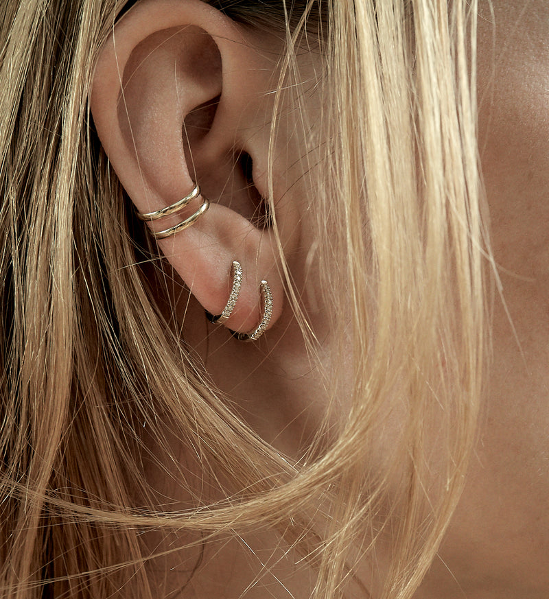 Earcuff in 14K Gold