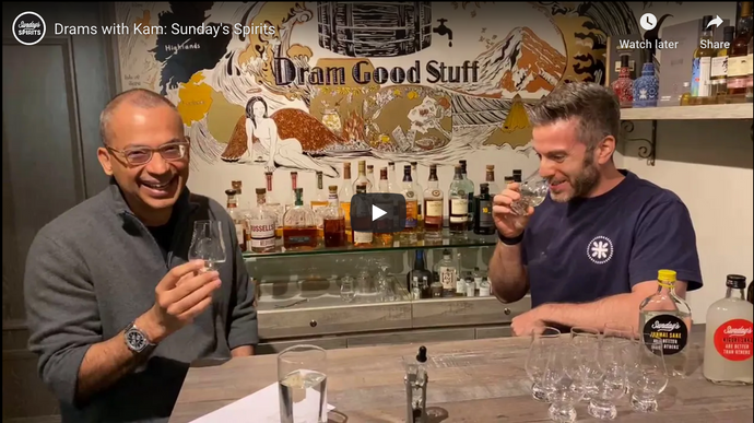 Drams with Kam: Sunday's Spirits