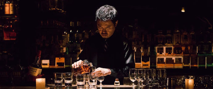 Craftsmanship & Highballs at Apollo Bar in Ginza